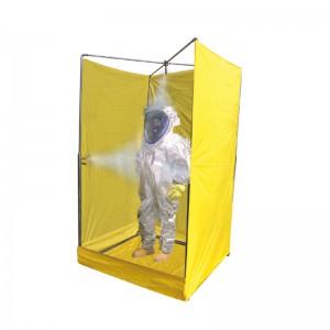 Përgjigje të shpejtë Portable Dekontaminimi dushi BD-601
