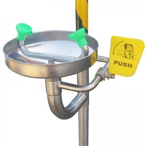 Combination Eye Wash & Shower BD-550A