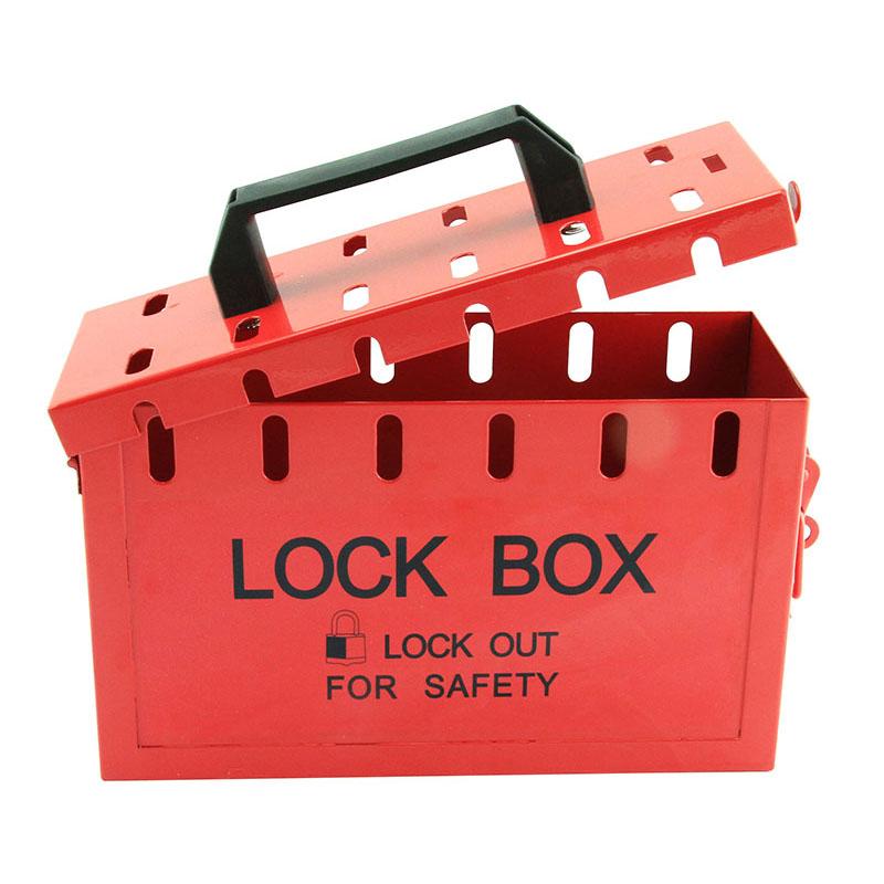 Improvisation——Portable Lockout Box