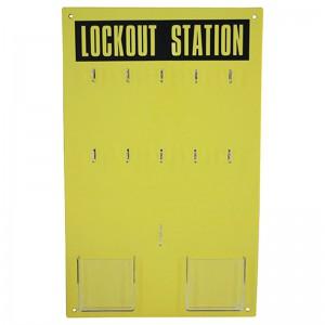 10 Padlock Station BD-8723
