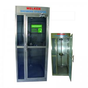 Rapid Response Portable Decontamination Shower BD-602