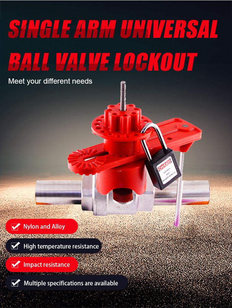Ball Single Arm Universal Valve risk BD-8212