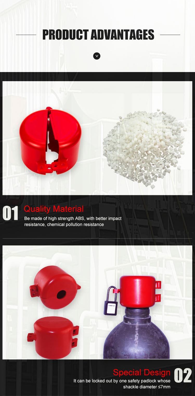 Pressurized Gas cilindrici Valve risk BD-8251