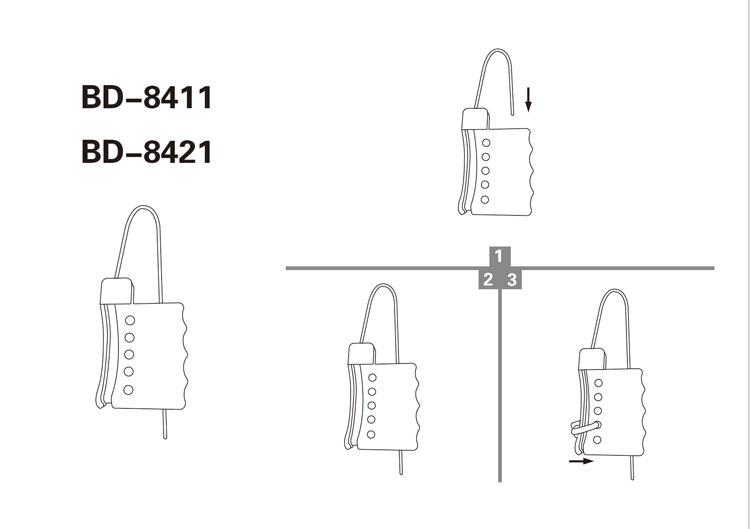 BD-8411+8421