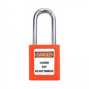 Security Padlock with Master Keys BD-8523