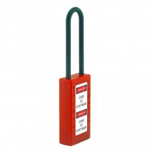 Insulation Safety Padlock BD-8575N