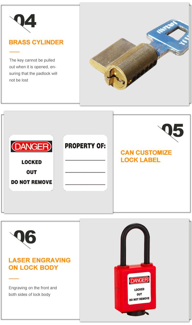 anti-dust safety padlock (7)