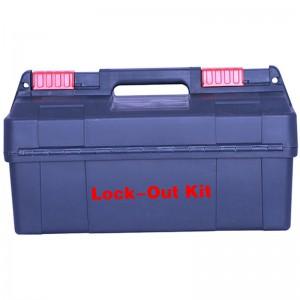 Combination Lockout Box BD-8774